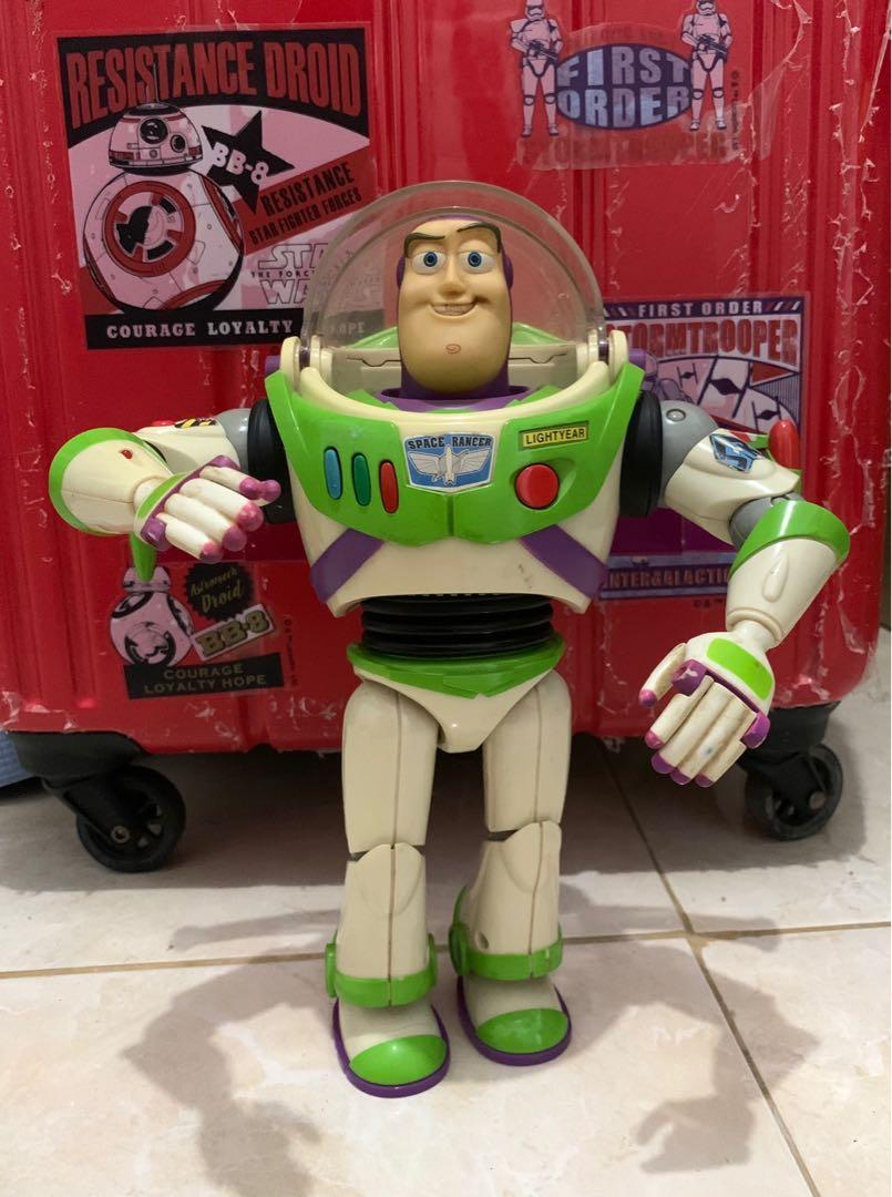 Buzz Toy Story Figure