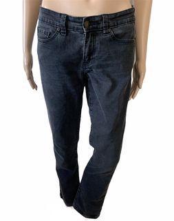Calvin Klein womens straight jeans