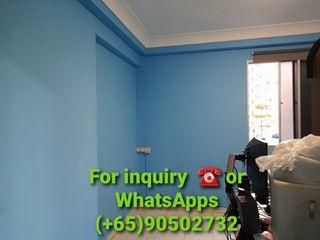 Cheap  painting services