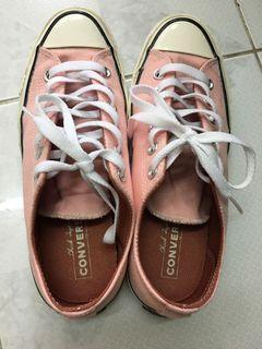 converse 1970 all star pink colour 粉紅色