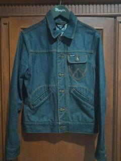 Denim jacket limited edition