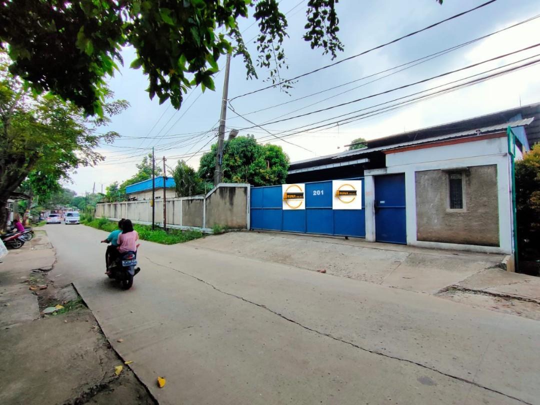 Dijual Cepat Gudang/Workshop Siap Pakai di Bekasi Timur