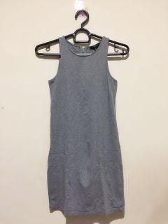 Forever 21 Grey Dress