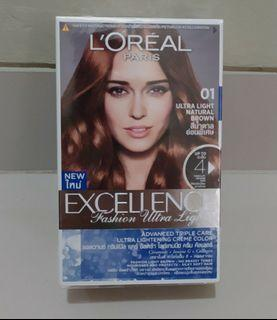 Hair Colour Loreal Natural Brown