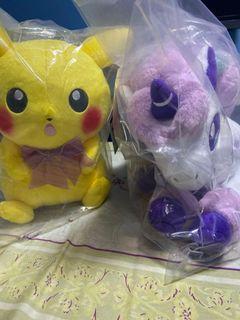 Ichiban kuji Pokemon dramatic collection