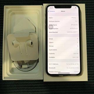 iPhone XS 256GB Bekas Mulus Murah Space Gray