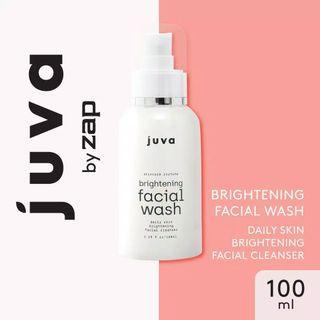 Juva Brightening Facial Wash by ZAP Beauty