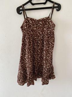Korean Summer Dress/ midi dress