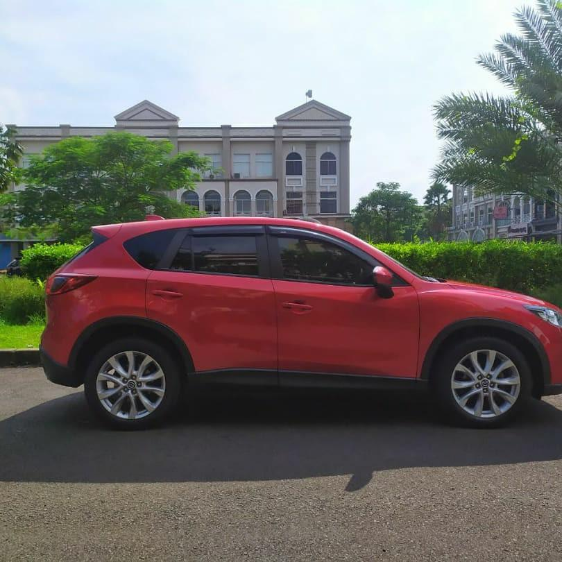 Mazda CX-5 2.5GT 2014AT..Special Condition