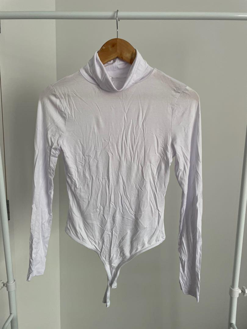 Missguided Turtle Neck - Size 10