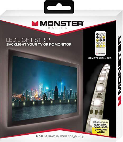 Monster basics LED light strips