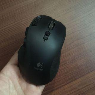 Mouse Gaming Logitech
