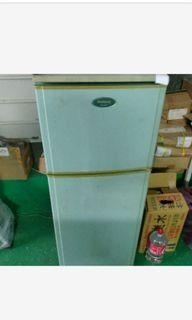 national雙層小冰箱