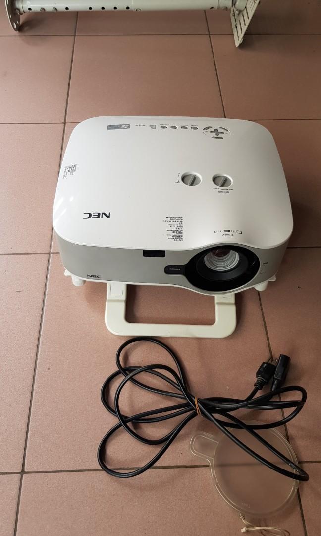 【NEC網路式投影機】NP2150
