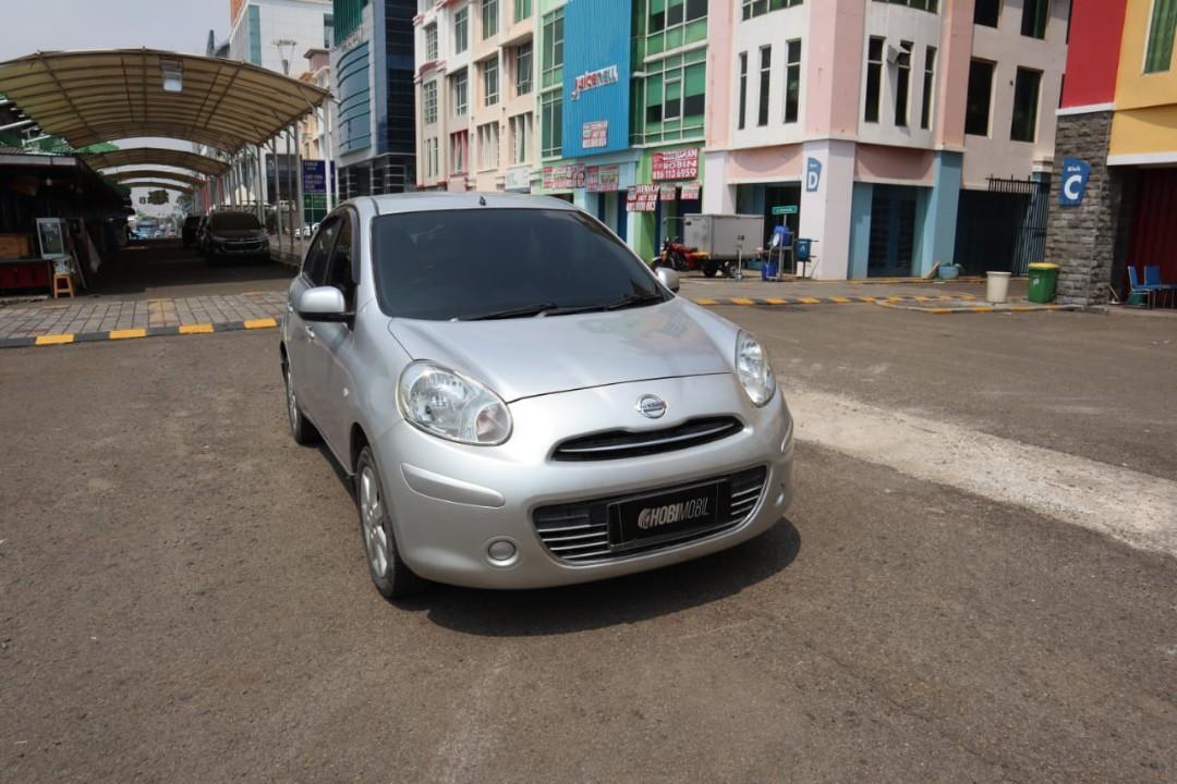 Nissan March L Metik 2012