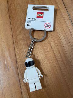 Original LEGO TopGear The Stig Keychain (Limited Edition) #JgnTungguLagi
