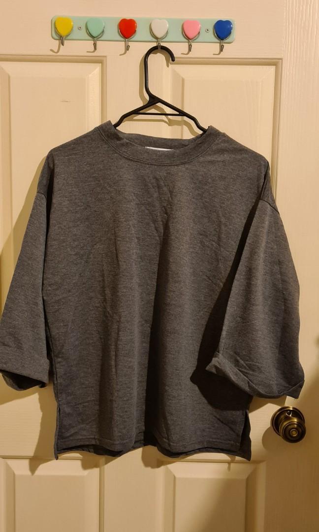 Oversize fit t-shirt.