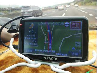 papago 型號r6100 聲控GPS導航