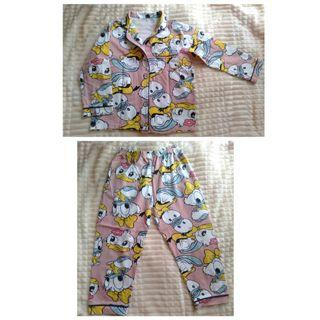 Piyama anak perempuan / baju tidur anak perempuan / kids pyjamas