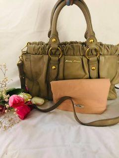 Preloved authentic bags