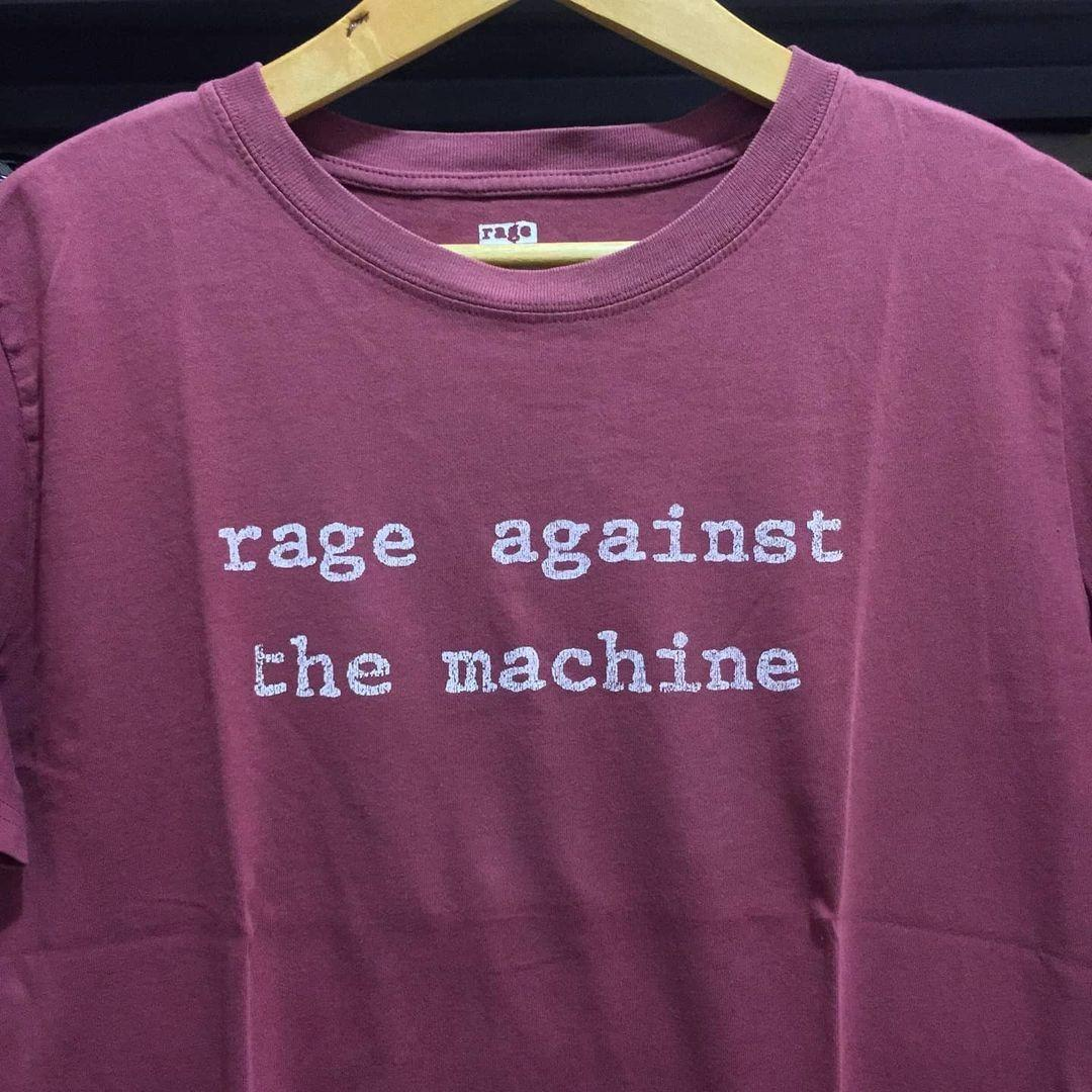 Rage Against The Machine / Rock Band / Band Tee