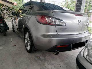 Sambung Bayar Berdeposit Mazda 3