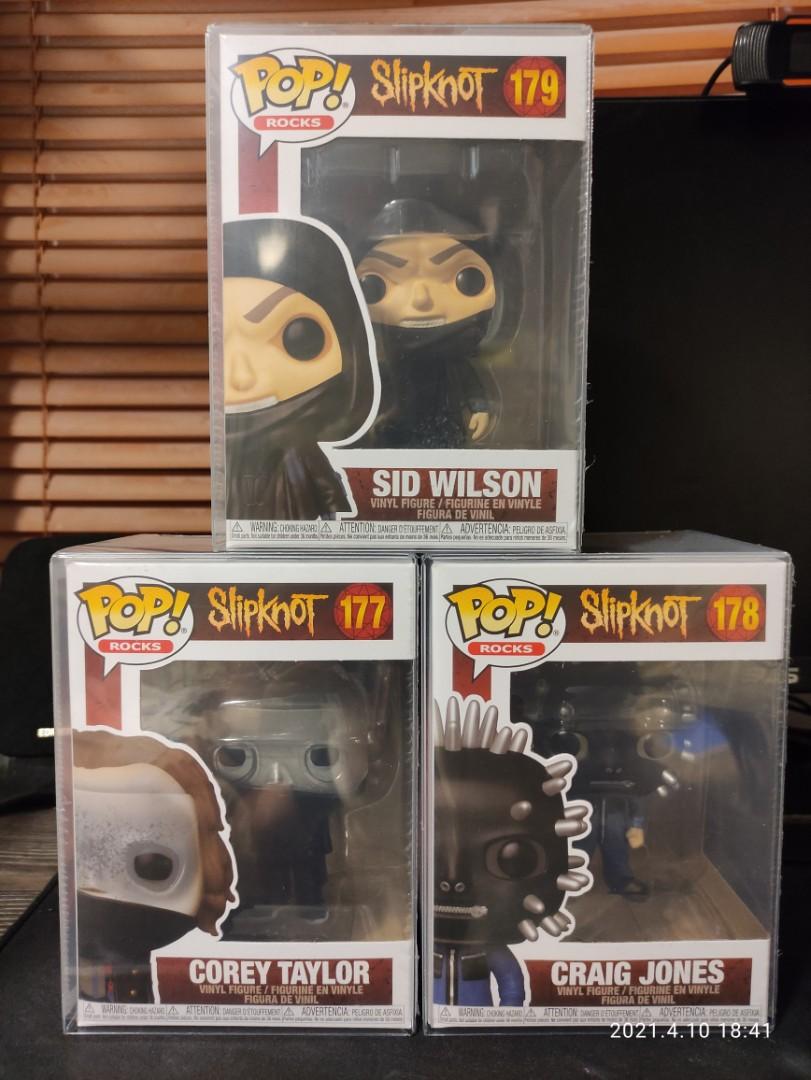 Slipknot funko pop Slipknot: First