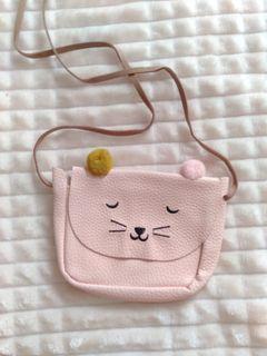 Tas anak perempuan / sling bag anak / baby sling bag / girl sling bag / tas anak