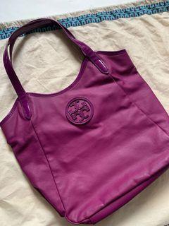 New Tory Burch Leather Handbag