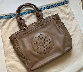 New Tory Burch Soft Leather Handbag