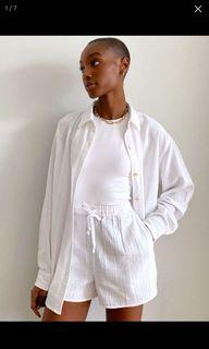 Wilfred Sail Button up