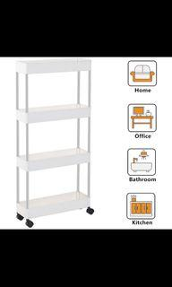 4 Layer Moving Rack