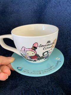 憂傷馬戲團茶杯組