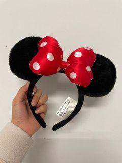 迪士尼 米妮髮箍