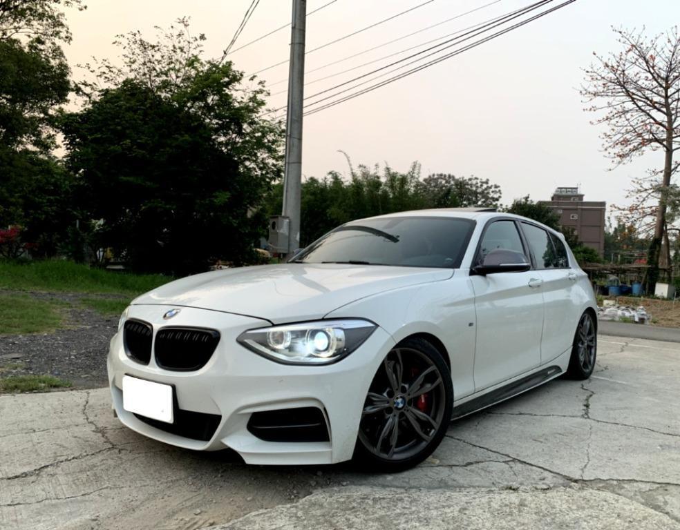 BMW 2014 1-Series 125i M Sport❗0頭期❗0元牽車❗高期數❗低月付❗客制改裝❗輕鬆把🚗牽回家❤️