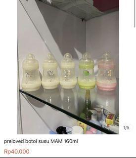 Botol susu MAM / 1Pcs