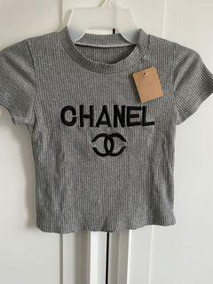 Chanel inspired Knit Top