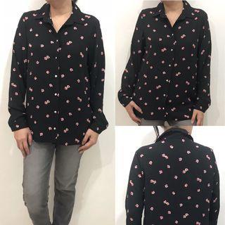 Dorothy Perkins polo blouse