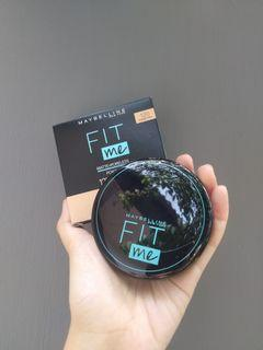 FREEONG JOGJA Maybelline FitMe Compact Pressed Powder 120