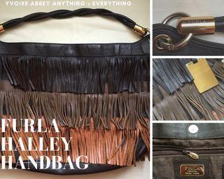 Furla halley handbag