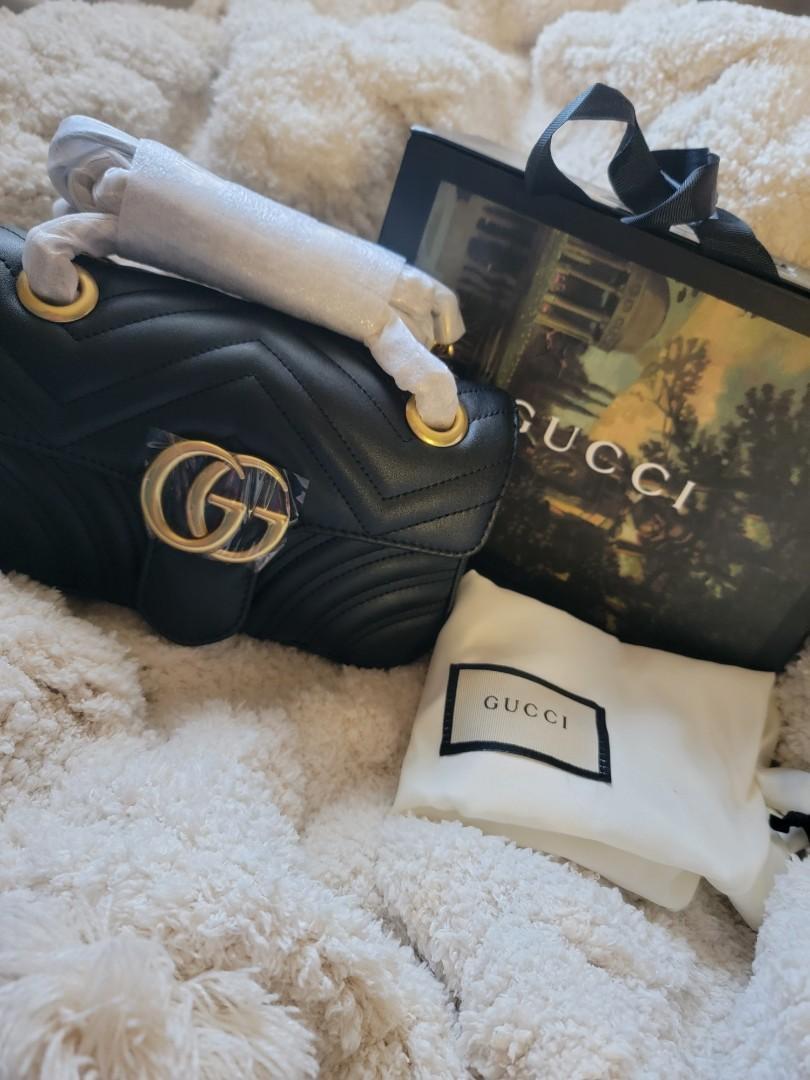 GG Mini Marmont Bag