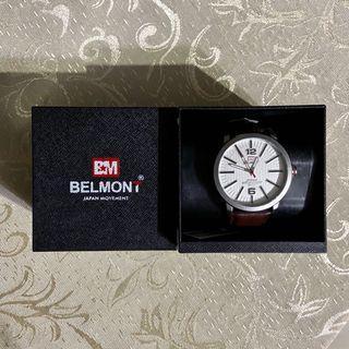Jam Tangan Pria Belmont Original NEW BARU