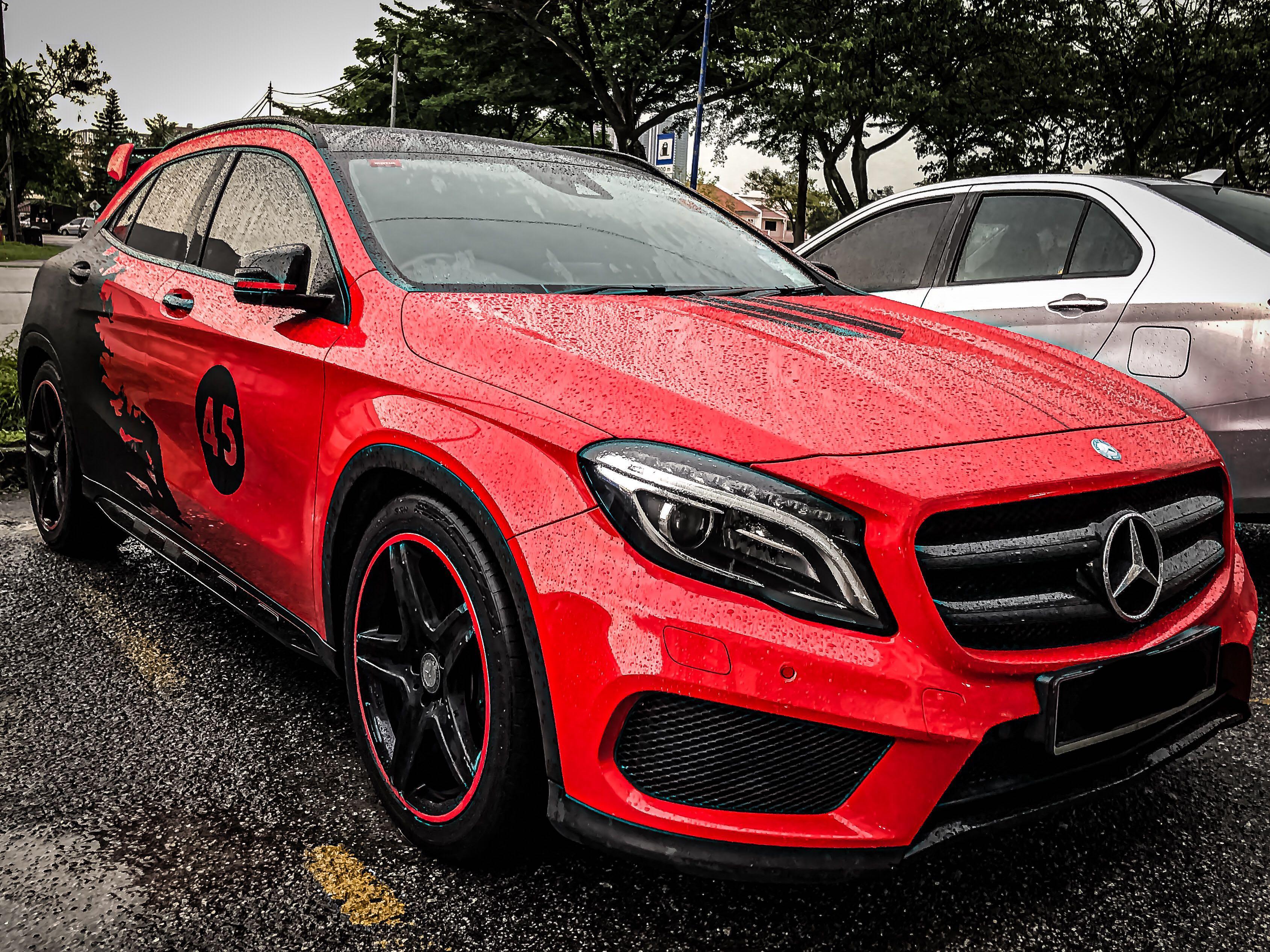 Mercedes GLA250 For Rent