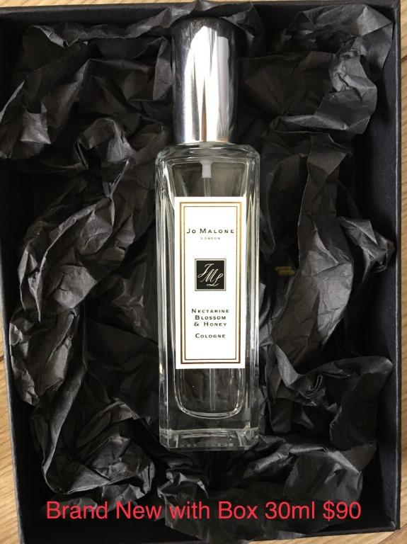 New Jo Malone London Nectarine Blossom & Honey Cologne 30ml