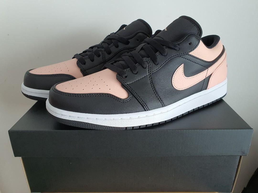 Nike Air Jordan 1 Low Crimson Tint