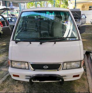 Nissan Vanette Semi Panel