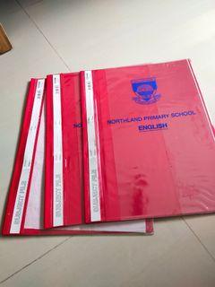 Northland Primary English files