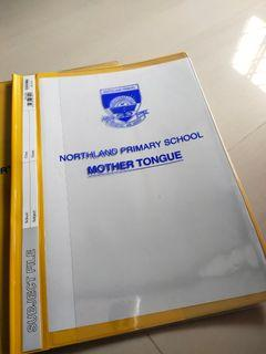 Northland Primary Mother Tongue file