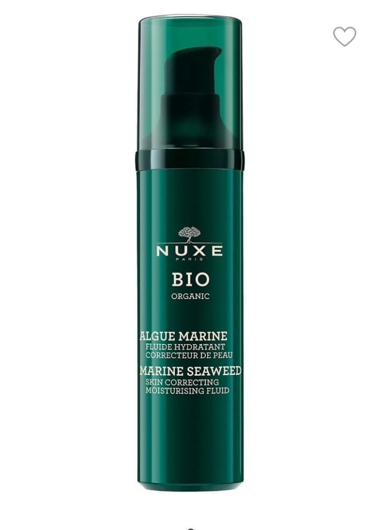 Nuxe Bio Organic Skin-Correcting Moisturizing Fluid