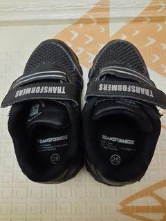 Sepatu Transformer Anak